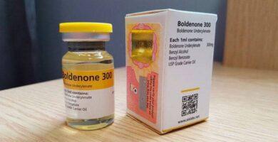 ciclo boldenona