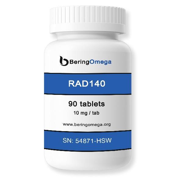 ciclo sarm con rad140